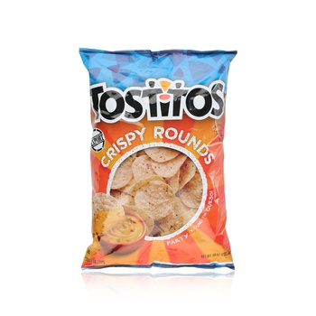 Tostitos White Corn Tortilla Chips Rounds 10oz