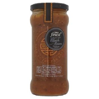 Tesco Finest Black Bean Cooking Sauce 340g