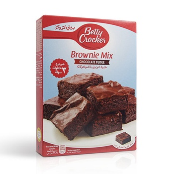 Betty Crocker Brownie Mix Fudge 500g
