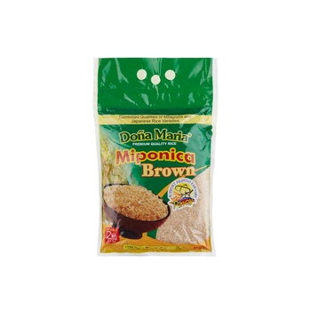 Dona Maria Miponica Brown Rice 2kg