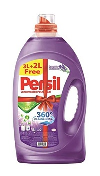 Persil Concentrated Lavender Power Gel 5L (3L+2L Free)