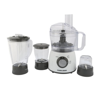 Black & Decker Food Processor- FX400BMG-B5