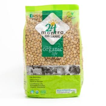 24 Mantra Organic Soybeans 500g