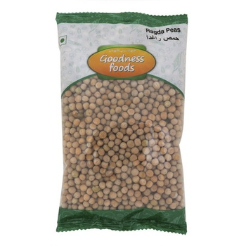 Goodness Foods Ragda Peas 500g