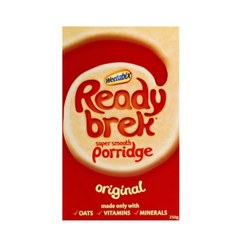 Weetabix Cereal Ready Brek Porridge Original 250g