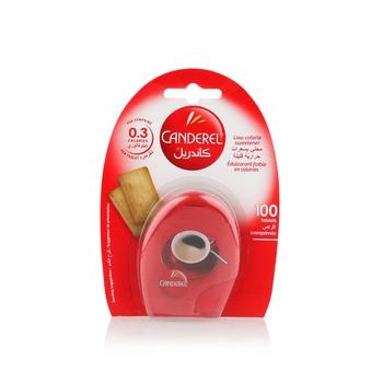 Canderel Low Calorie Sugar Tablets 100pcs 8.5g