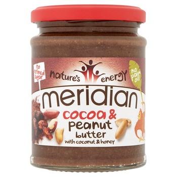 Meridian Peanut & Cocoa 280g