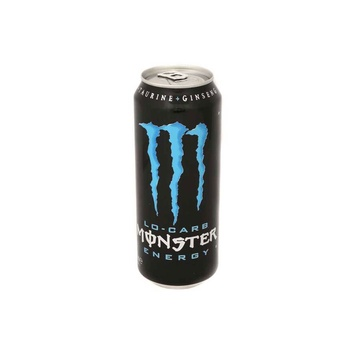 Monster Energy Lo Carb (Blue) 500ml