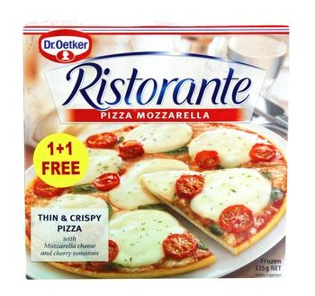 Dr. Oetkar Ristorante Pizza Assorted 2 X 320g
