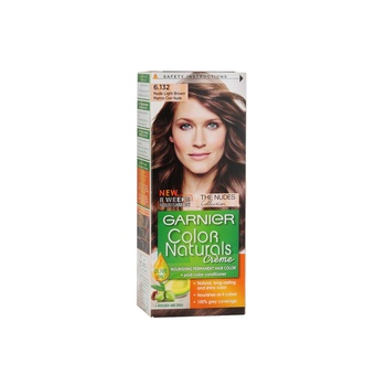 Garnier Color Natural 6.132 Nude Light Brown
