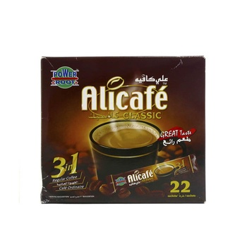Ali Cafe Classic 3-In-1 Instant Coffee 22 X 20g