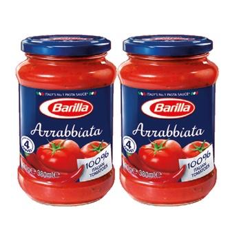 Barilla Arabiatta Sauce 2x400g