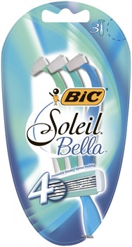 Bic Soleil Bella Blister Women's Disposables Razors - Pack of 3