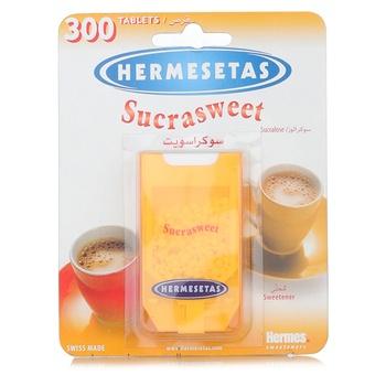 Hermesetas Sucra Sweetener 300 Tablet