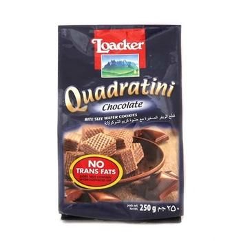 Loacker Quad Kakao 250g