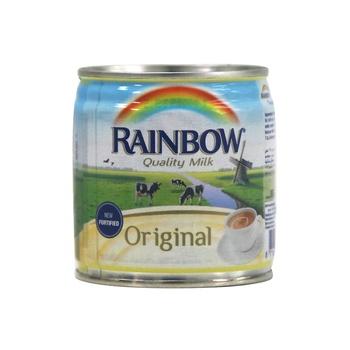 Rainbow Evaporated Milk Regular 170g