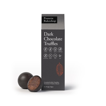 Protein Bakeshop Dark Chocolate Truffles 60g