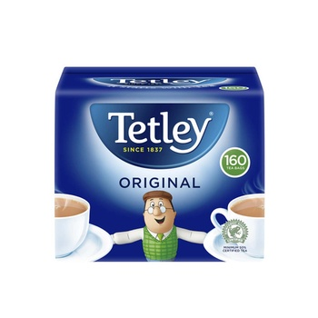 Tetley Soft Pack 160s