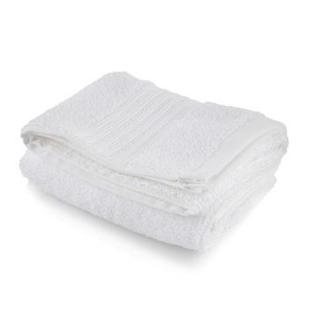 Infinity Hand Towel 40 X 60 Cm White