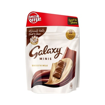 Galaxy Choco Mini 225g Pack of 2