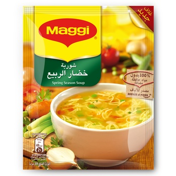 Maggi Spring Season Soups 59g