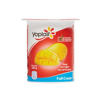 Yoplait Fruit Yoghurt Mango 120g