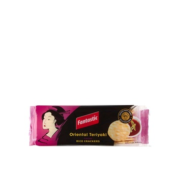 Fantastic Teriyaki Rice Crackers 100g