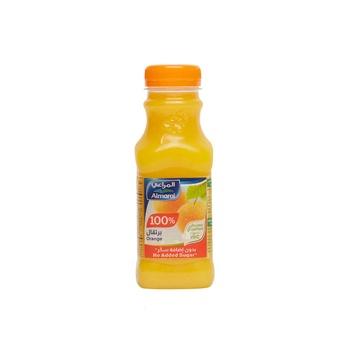 Almarai Juice Orange Premium 300ml -No Sugar Added
