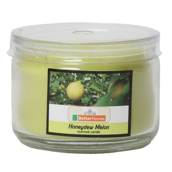 Better Homes Honey Dew Melon Candle 3Oz