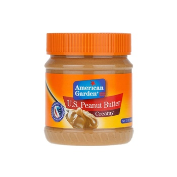 American Garden Peanut Butter Smooth 12oz