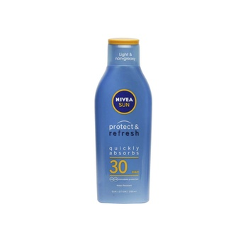 Nivea Protect & Refresh Sun Lotion SPF 30 200ml