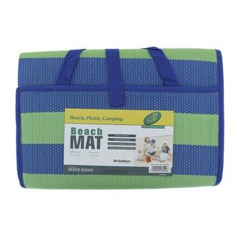 Beach Mat Green 150cm X 200cm
