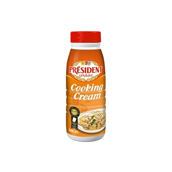 President Cooking Cream  2*500g