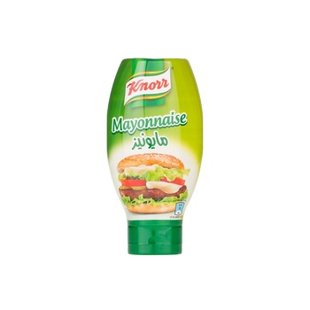 Knorr Mayonnaise Regular 532ml (Squeezy Bottle)