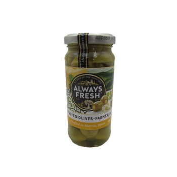 Always Fresh Stuffed Olives - Parmesan 235g