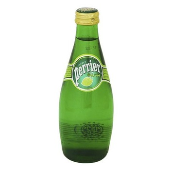 Perrier Mineral Water - Lime 330ml