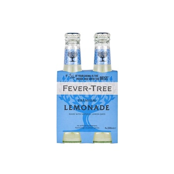 Fever Tree Premium Lemonade 4x200ml