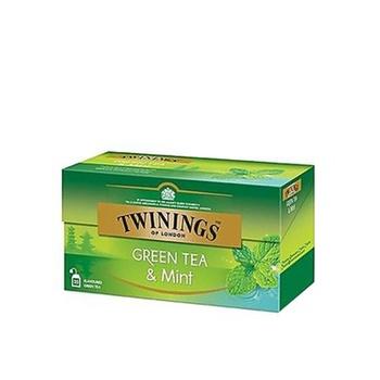 Twinings Green Tea Assorted 2 x 25s
