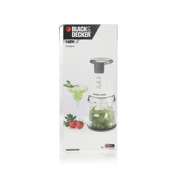 Black & Decker Vertical Chopper- FC300-B5