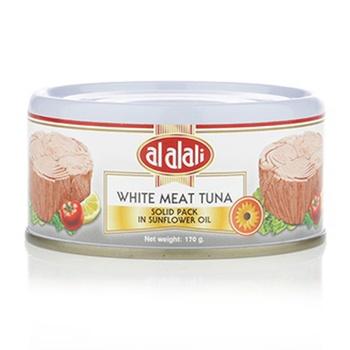Al Alali White Meat Tuna in Sunflower Oil 170g