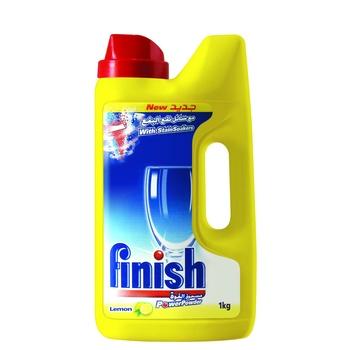 Finish Dish Washing Power Lemon 1kg