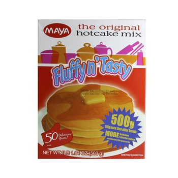 Maya Hot Cake Mix Original 500g