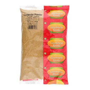 Goodness Foods Coriander Powder 500g