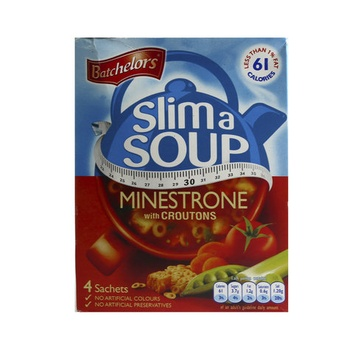 Batchelors Slim A Soup Minestrone With Croutons 61g