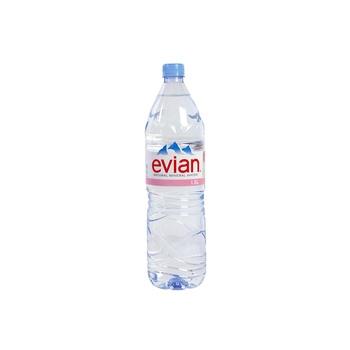 Evian Prestige Natural Mineral Water 1.5ltr