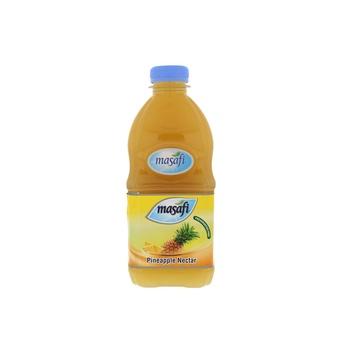 Masafi Pineapple Juice 4 x 1 ltr