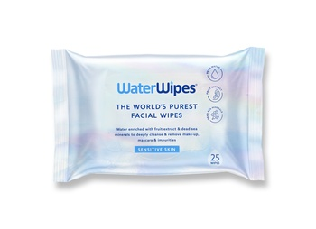Water Wipes - Sensitive Facial Wipes 25 Sheets
