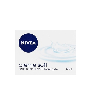 Nivea Cream Soap Soft 100g