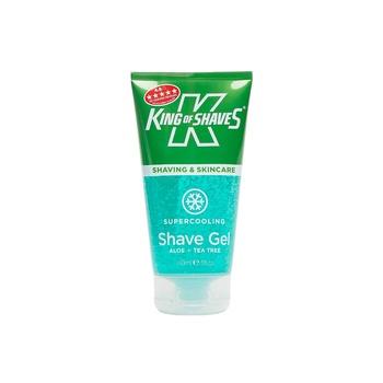 Kings Of Shaves Alpha Gel  Super Cooled Menthol 175ml