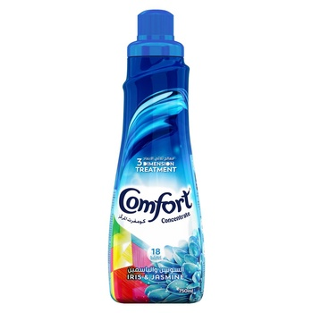 Comfort Concentrated Fabric Conditioner Jasmine 750ml